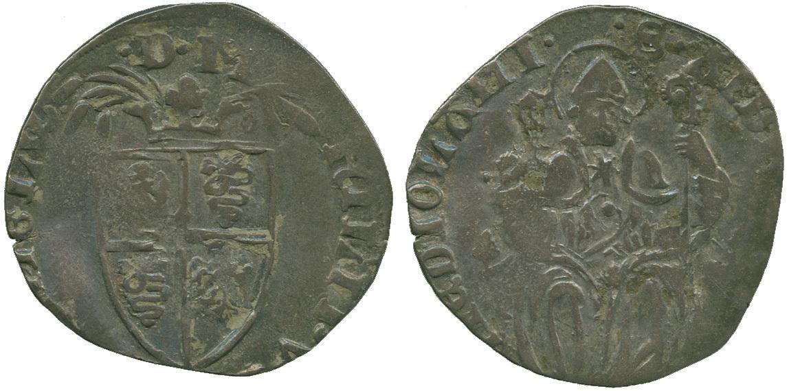 Italy, Milan, Filippo Maria Visconti, Silver Grosso