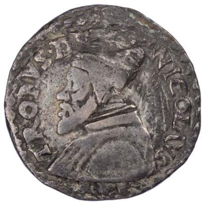Italy, Venice, Niccolò Tron, Trono or Lira of 20-Soldi