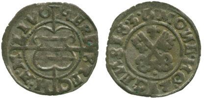Poland, Livonian Order, Hermann v. Brügenney, Szelag, 1536