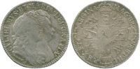 William and Mary, Shilling, 1693