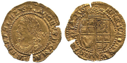 James I, Quarter Laurel
