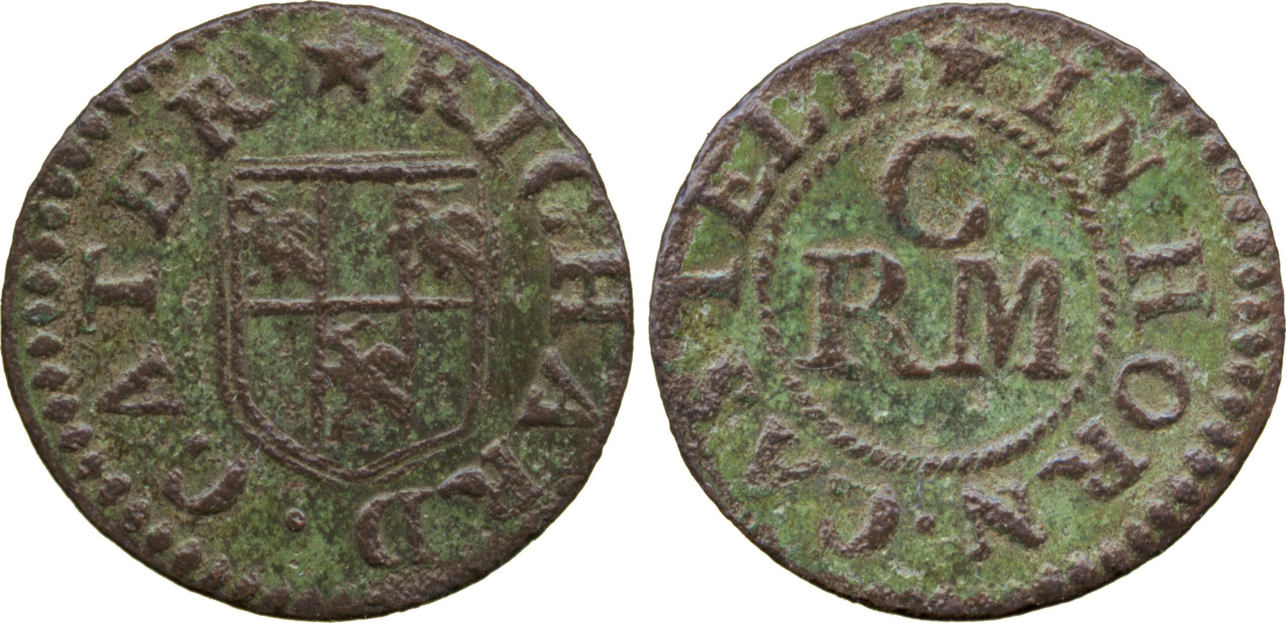 Lincolnshire, Horncastle, Farthing Token, c.1670