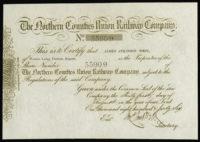 Great Britain, British Railway Share Certificates (2)