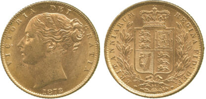 Victoria, Sovereign, 1872