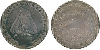 Wales, Brecknockshire, Shilling Token, c.1811
