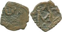 Leontius, Copper Follis
