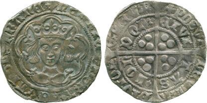 Henry VI, Groat, London