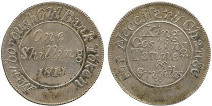 Wiltshire, Shilling Token, 1811