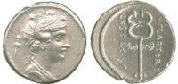 Plaetorius Cestianus, Silver Denarius