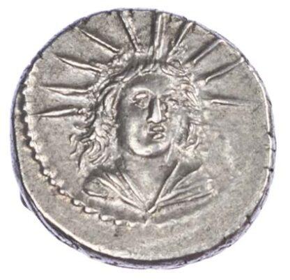 L. Mussidius Longus, Denarius