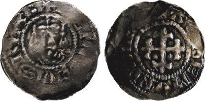 Henry I, Penny, Canterbury