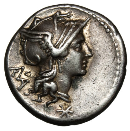 T. Didius, Silver Denarius