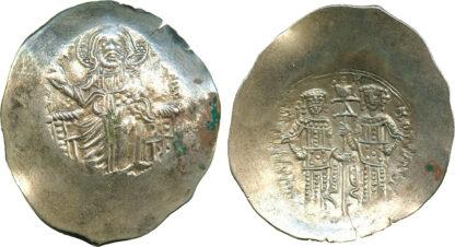 Alexius III, Electrum Trachy