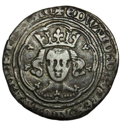 Edward III, Groat, London