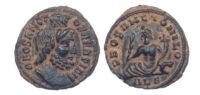 Time of Julian II, AE 4, Alexandria
