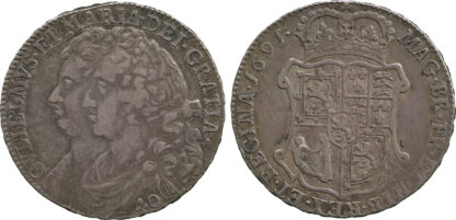 Scotland, William and Mary, Forty Shillings, 1691
