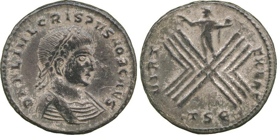 Crispus, Bronze Follis