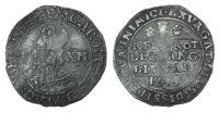 Charles I, Shilling, Bristol, 1644