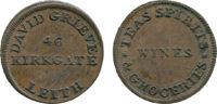 Scotland, Leith, Farthing Token, c.1780