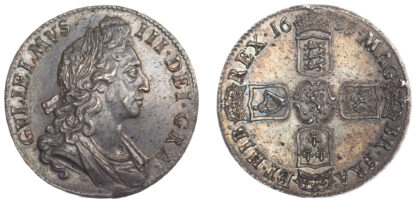 1695 Crown Extremely Fine