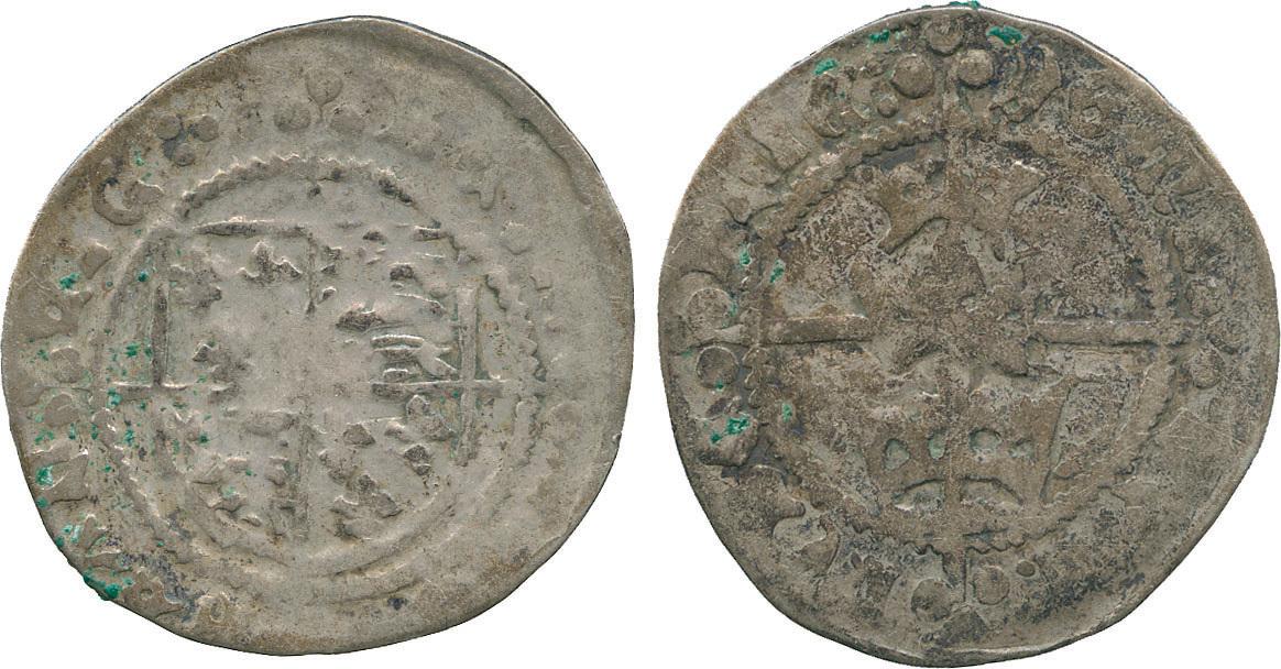 Ireland, Henry VII, Groat, Dublin