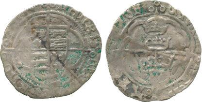Ireland, Henry VII, Groat, Waterford
