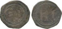 Ireland Charles I, Siege Money, Threepence, c.1643