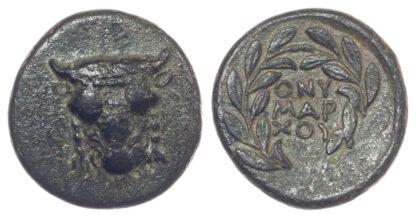 Phokis, Federal Coinage, Bronze Unit