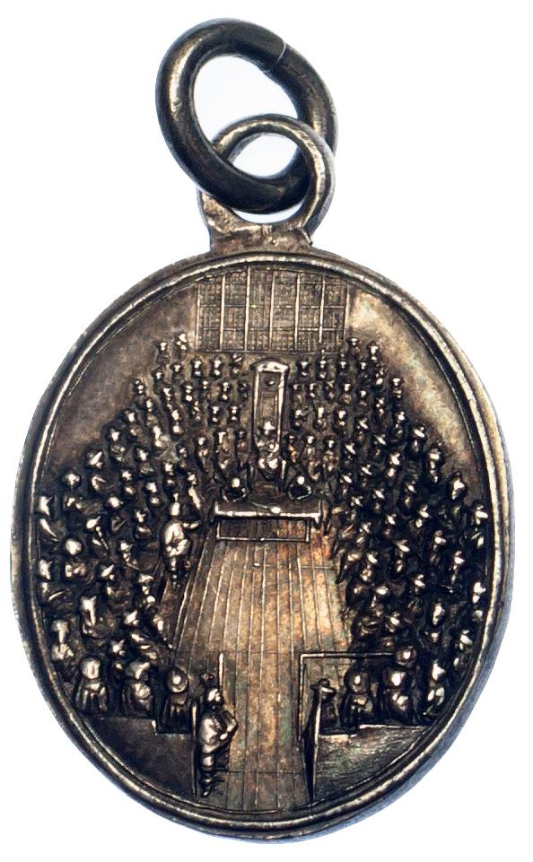 Commonwealth, Naval Reward, 1649