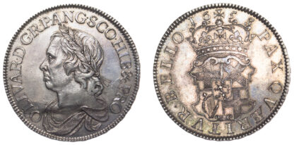 1658 Cromwell Crown