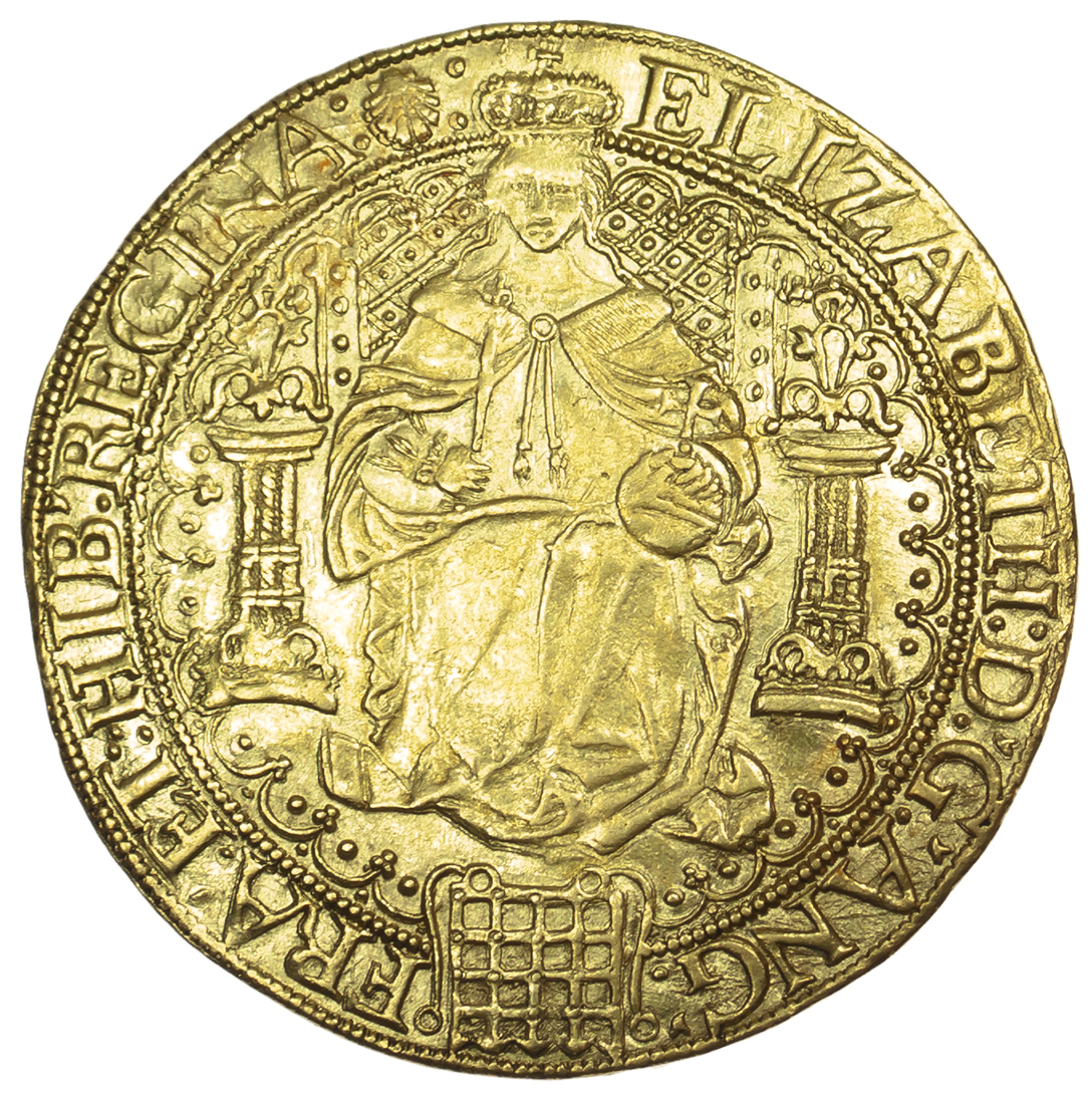 Elizabeth I, Sovereign