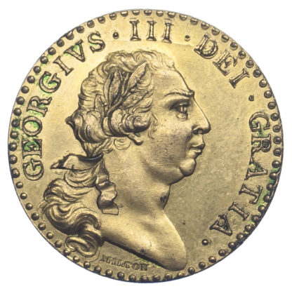 George III, Naval Thanksgiving at St Paul's Medal, 1797