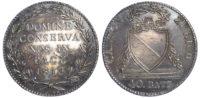 Switzerland, Zurich, Silver Taler of 40 Batzen, 1813