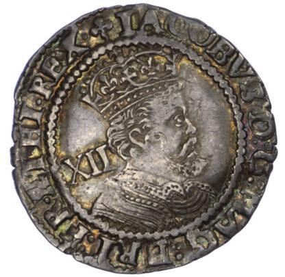 James I, Shilling
