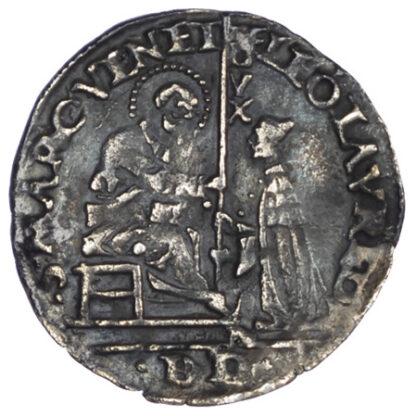 Italy, Venice, Leonardo Loredan, Silver 4 Soldi