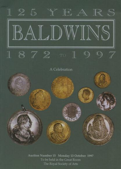Baldwin's Auction No. 15 Catalogue, October 1997.