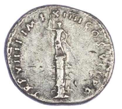 Titus, Silver Denarius, eruption of Vesuvius date.