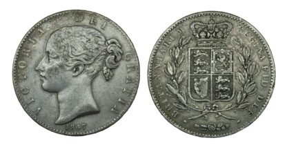 Victoria 1847 Crown