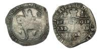 Charles I Halfcrown, Oxford Mint, 1644, Declaration Issue