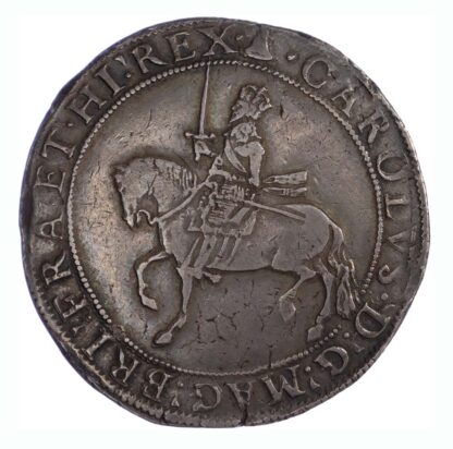 Charles I Tower Mint Crown S2578