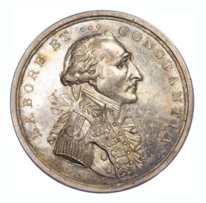 Claude Martin, 1211h, Silver Token