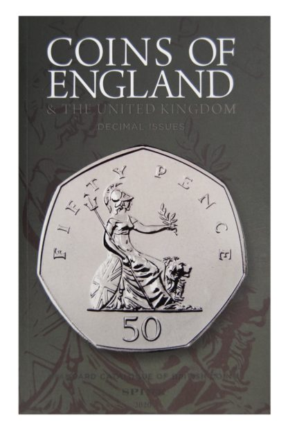 Coins of England 2020 (Decimal Issues)