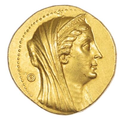 Arsinoe II, Gold Octadrachm