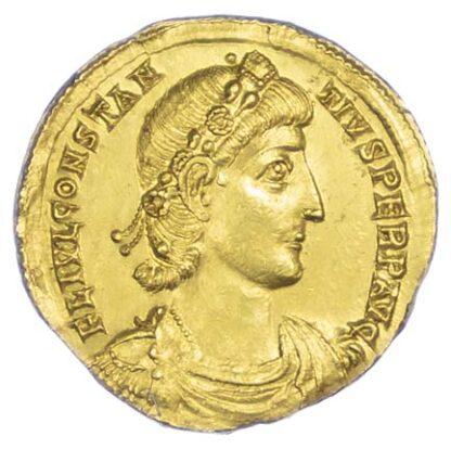 Constantius II, Solidus