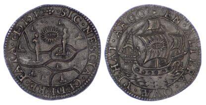 Brazil, Jeton, 1599