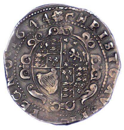 Charles I, Halfcrown (1644), Exeter Mint