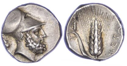 Lucania, Metapontum, Silver Stater