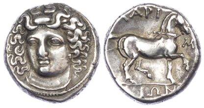 Thessaly, Larissa, Silver Stater