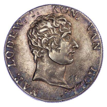Kingdom of Holland, Louis Napoleon, 50 Stuivers, 1808