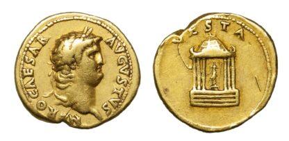 Nero, Gold Aureus